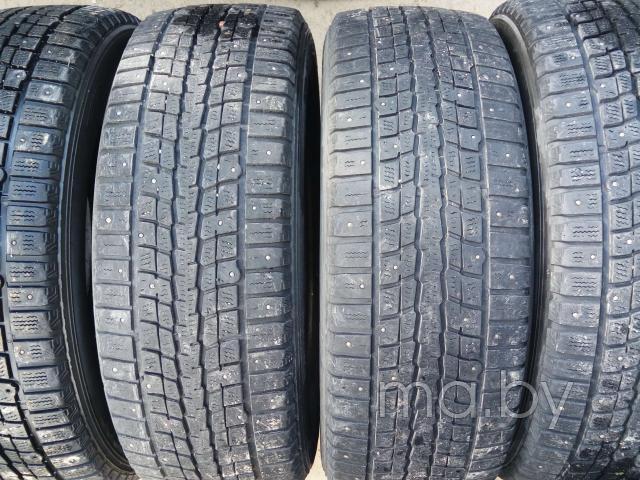 «имн¤¤ шина Dunlop SP Winter ICE 01 235/55 R18 100T - фото 5